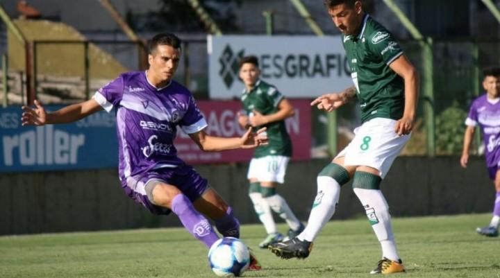 Ferrocarril Oeste venció a Villa Dálmine por 2 a 1