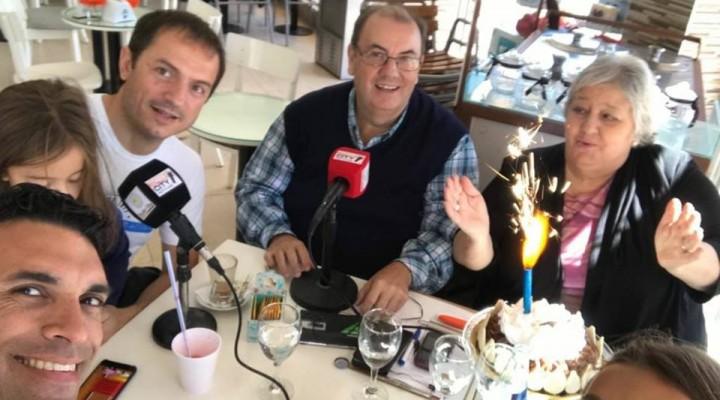Programa especial 29º aniversario de Radio City Campana desde Cafeterìa Koval
