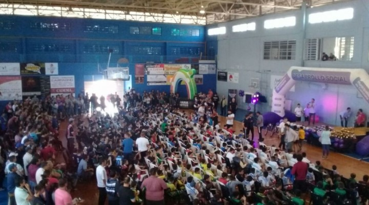 Exitoso cierre de la Liga de Fútbol Infantil Municipal