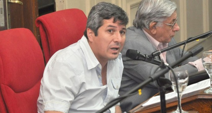 """Carlos Gómez: """"ROSES no puede hacer más eficiente la democracia"""""""
