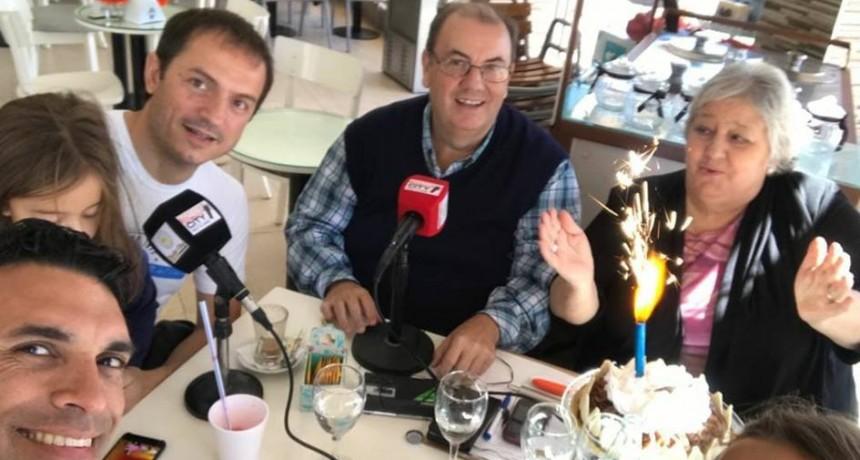 Radio City Campana FM 91.7 Mhz festejò su 29º Aniversario