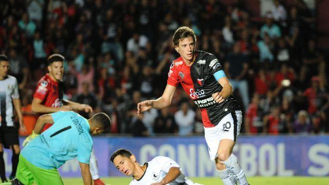 Colón venció a Zamora 1 a 0 y avanzó en la Sudamericana