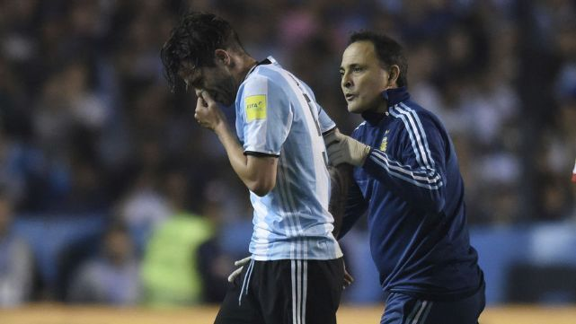 Gago se queda sin Sùper Copa frente a River y sin Mundial