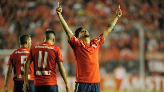 Independiente de Avellaneda venció a Millonarios 1 a 0