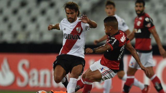 River Plate empató ante Flamengo para retomar la confianza