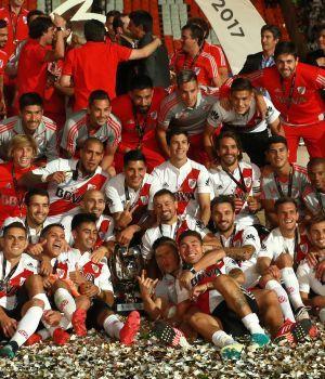 River Plate es campeón de la Supercopa Argentina