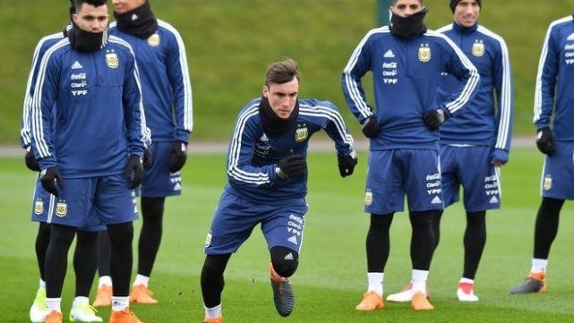 Sampaoli  este jueves definirá el equipo para enfrentar a Italia
