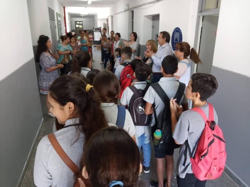 """Roberto Costa: """"Las escuelas están abiertas en la Provincia de Buenos Aires"""""""
