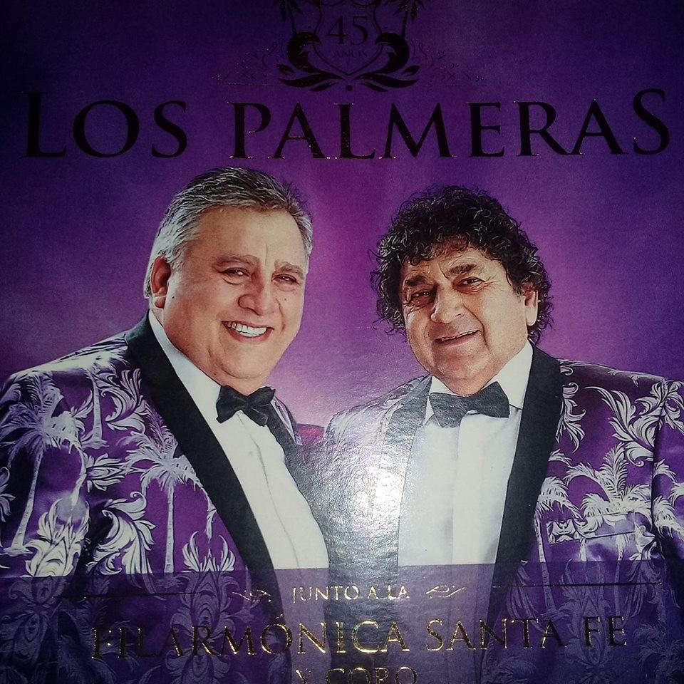 Rubén Deicas el cantante de LOS PALMERAS en la mañana de Radio City Campana FM 91.7 Mhz
