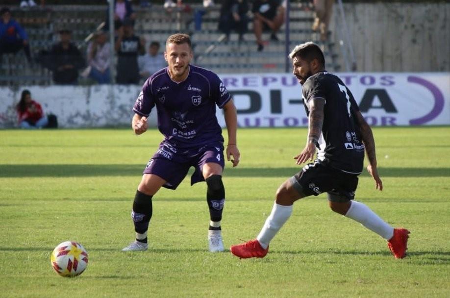 Villa Dálmine ganó un partido muy importante ante Gimnasia y Esgrima de Mendoza