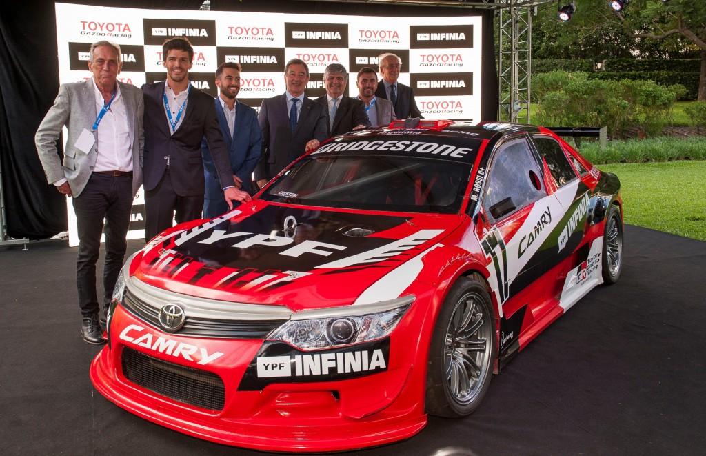 YPF y Toyota fortalecen su alianza estratégica