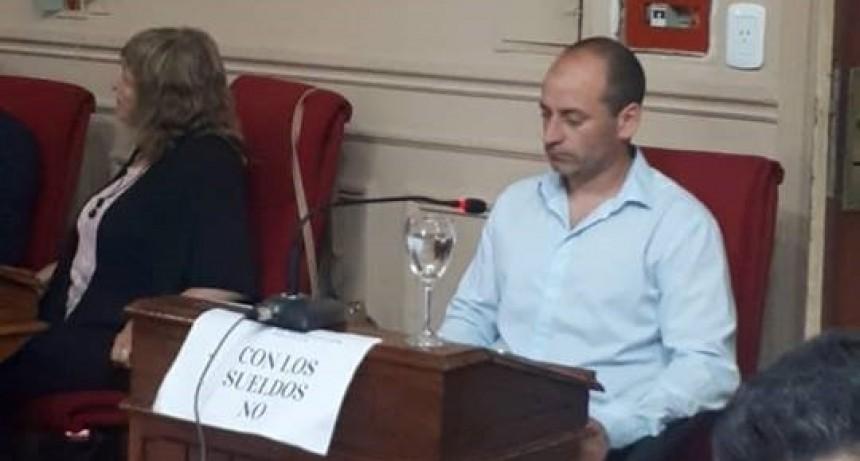 """Marco Colella: """"Sebastián Abella es una persona a la que le ha afectado el poder"""""""