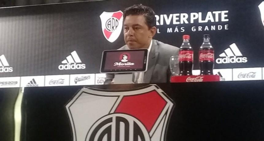 Marcelo Gallardo: Redondeamos una buena noche