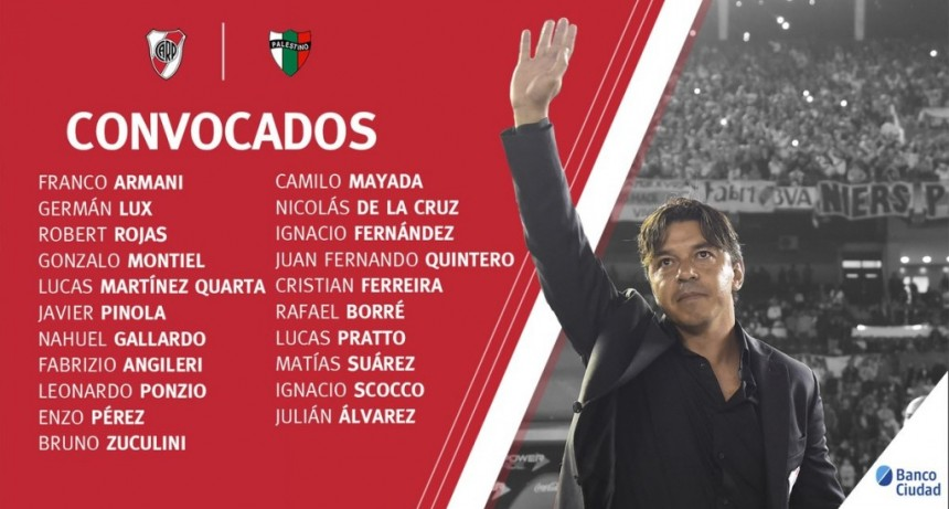 River Plate debuta como local en la Copa Conmebol Libertadores 2019