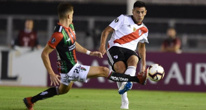 Segundo empate consecutivo de River Plate en Copa Libertadores