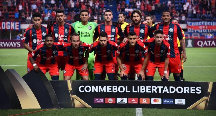 San Lorenzo de Almagro cortó la racha con un triunfo en Copa Libertadores