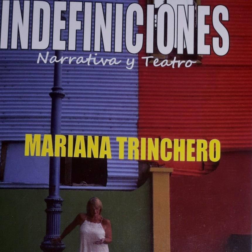 Mariana Trinchero presenta su quinto libro en el Salón Cultural del Club Ciudad de Campana