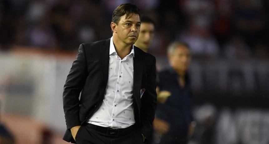 Marcelo Gallardo: Estuvimos a la altura