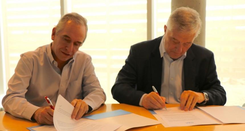 Escuela Técnica Roberto Rocca y el ITBA firmaron un convenio que apuntala la vocación por la ciencia y la técnica
