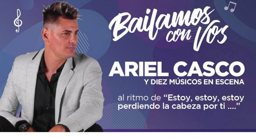 """Este viernes llega al teatro Pedro Barbero, el espectáculo """"Bailamos con vos"""""""