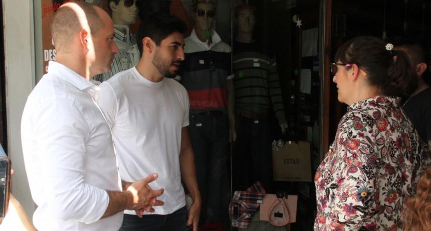 """Marco Colella """"Los comerciantes necesitan que sea declarada la Emergencia Comercial"""""""