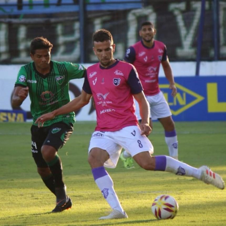 Villa Dálmine perdió con San Martin de San Juan por Copa Argentina