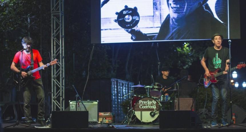 Cuatro bandas se lucieron en una nueva edición del Festival de Rock