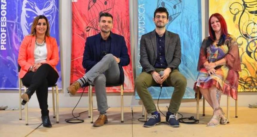 """Con el auspicio de Tenaris, se presentó el concurso de arte digital """"Mi Ciudad + Nueva York"""""""
