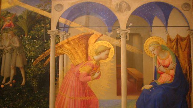 La iglesia recuerda hoy la solemnidad de la Anunciación del Señor