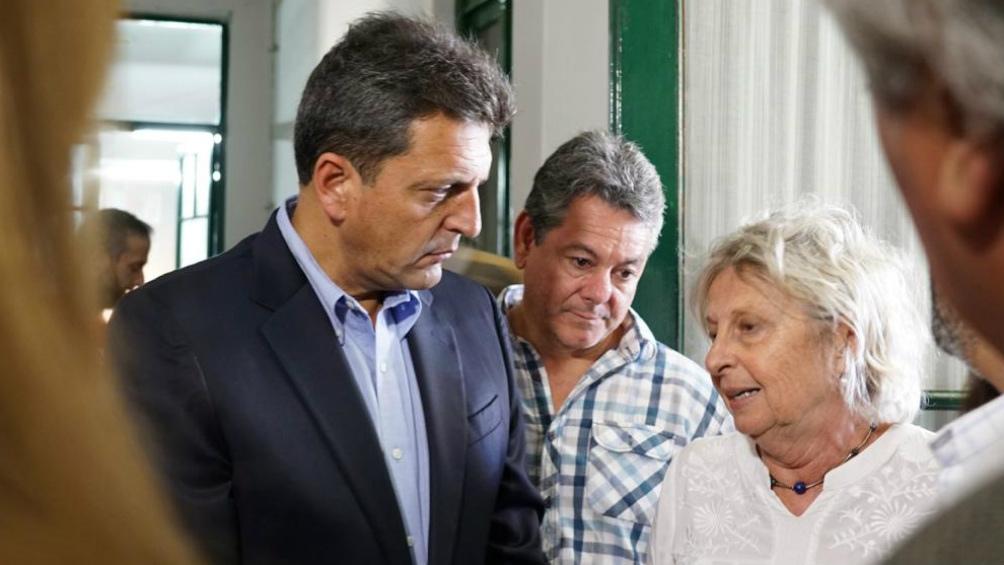 Massa: El Gobierno está poniendo en riesgo la salud de millones de argentinos