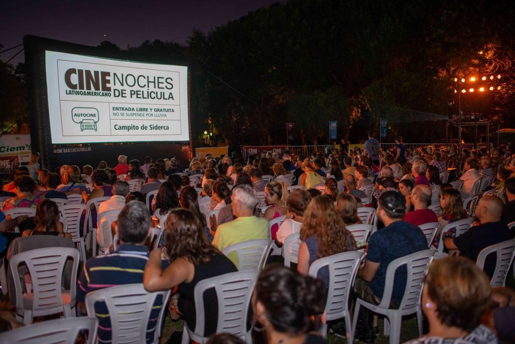 Récord de convocatoria: más de 1.300 vecinos acompañaron la 12ª edición del Ciclo de Cine Latinoamericano de Tenaris