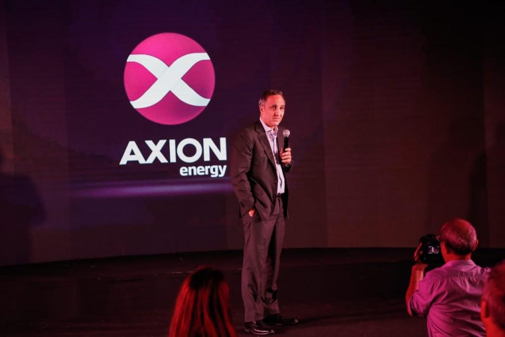 AXION energy presentó QUANTIUM