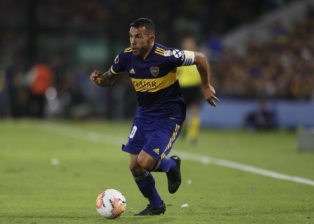 Boca Juniors obtuvo su primer triunfo en Copa Conmebol Libertadores