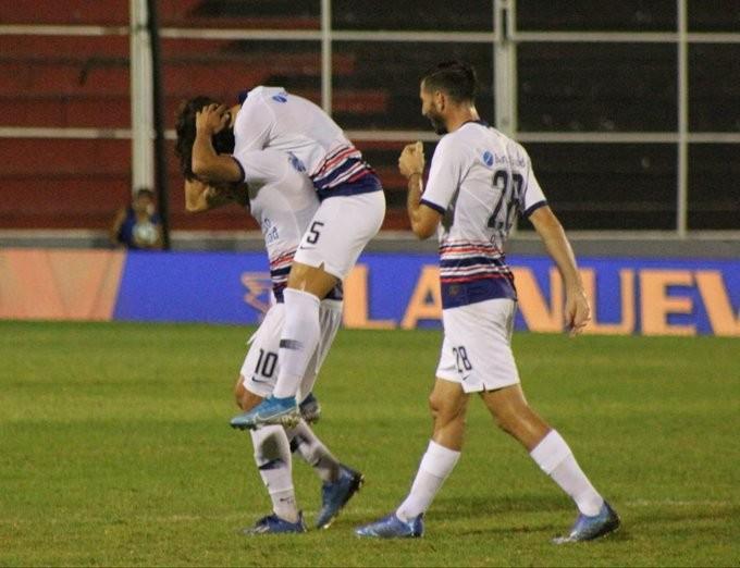 San Lorenzo le ganó a Patronato en Paraná