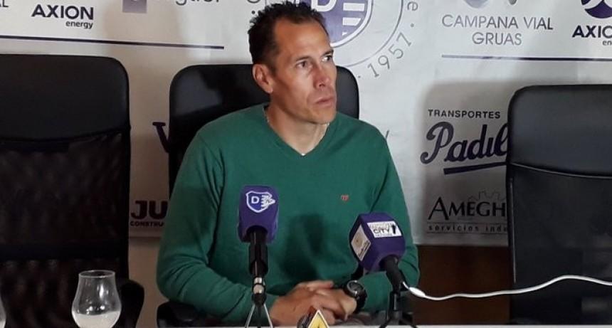 Lucas Bovaglio se refirió a su salida de Villa Dálmine
