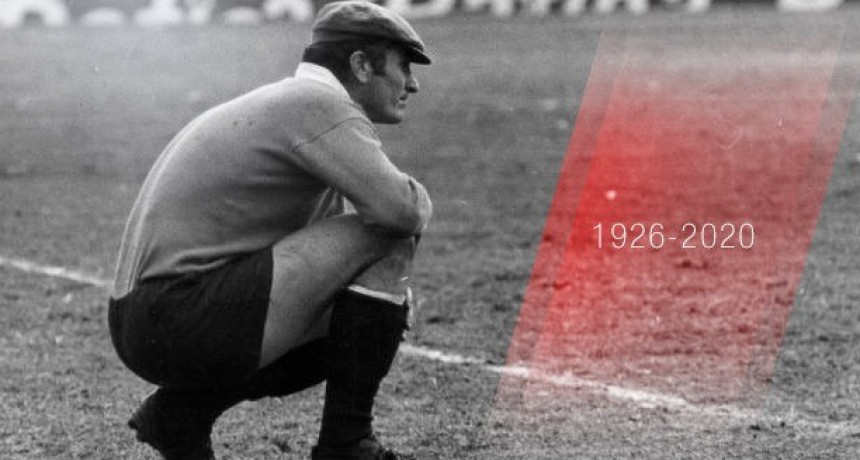 River Plate lamenta profundamente el fallecimiento de Amadeo Carrizo
