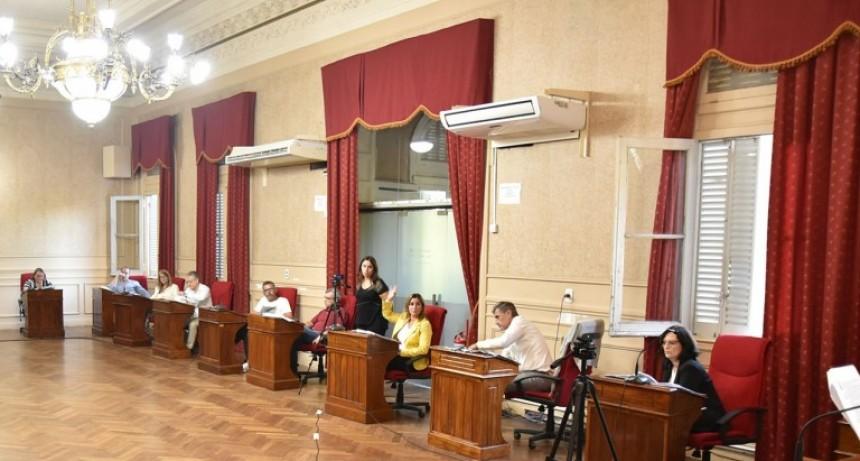 El Concejo Deliberante sesionó a puertas cerradas por el Coronavirus