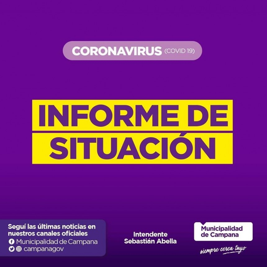 Muere vecina de Campana en Pilar por Coronavirus