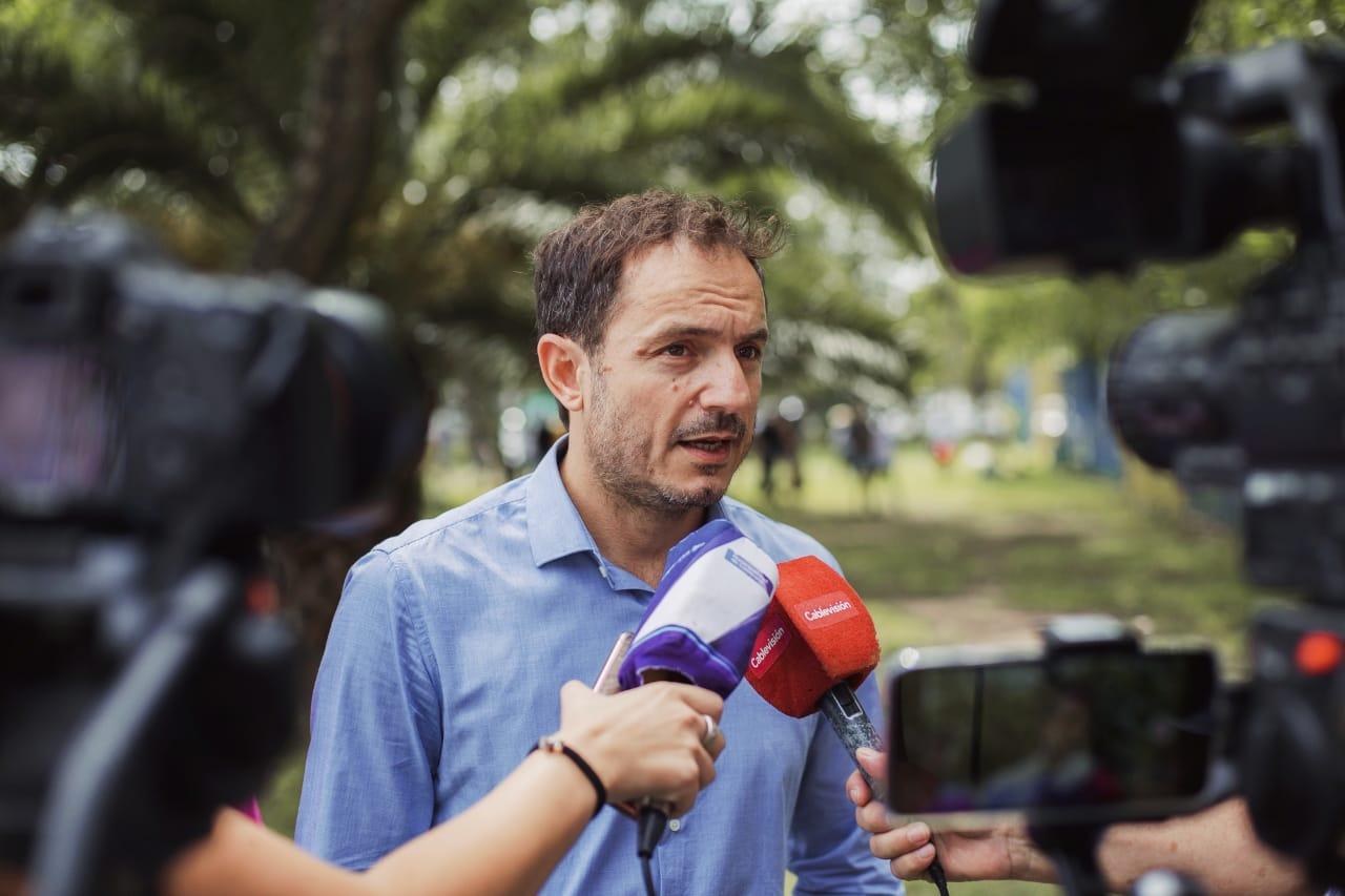 El Intendente convocó a los médicos referentes de las fuerzas politicas