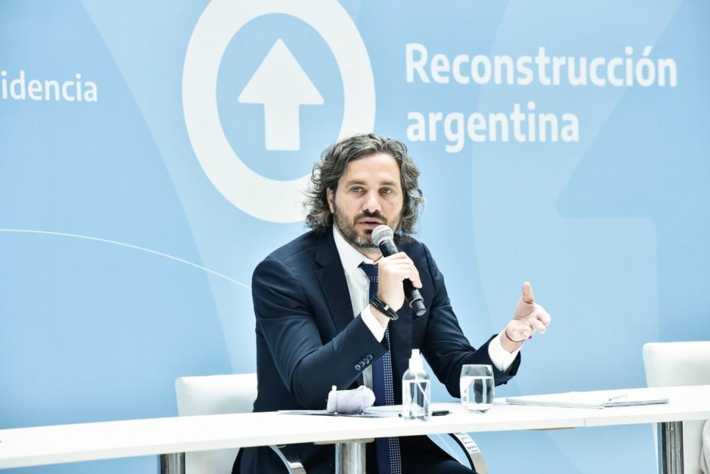 CAFIERO:  EL ESFUERZO DE LOS ARGENTINOS Y ARGENTINAS NO SE PUEDE IR POR LA CANALETA DE LOS PRECIOS NI LAS TARIFAS