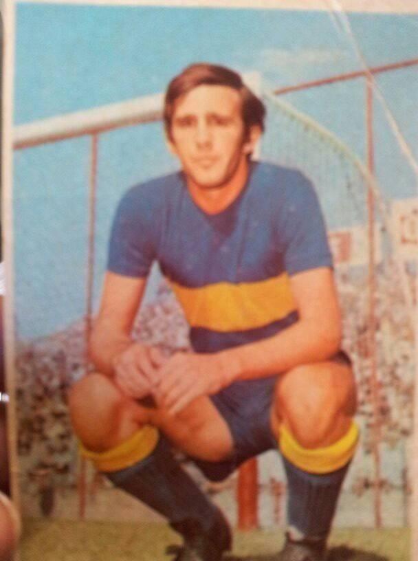 "Armando Ovide en ""Fútbol Con Estilo Boca"""