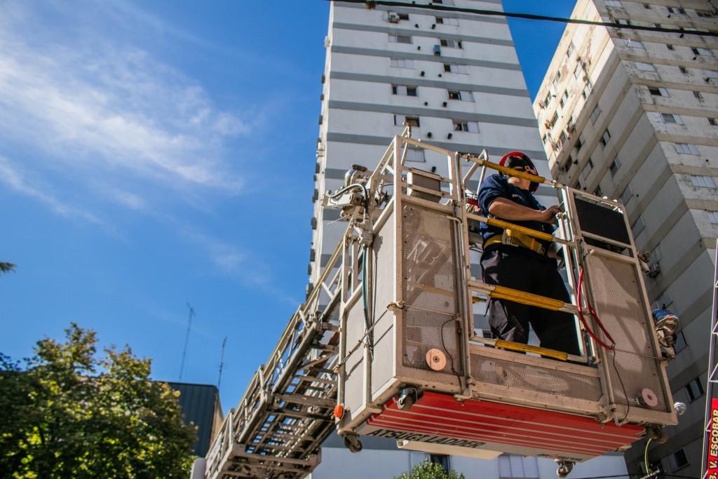 Hay instituciones y personal capacitado para responder ante una emergencia de gran magnitud