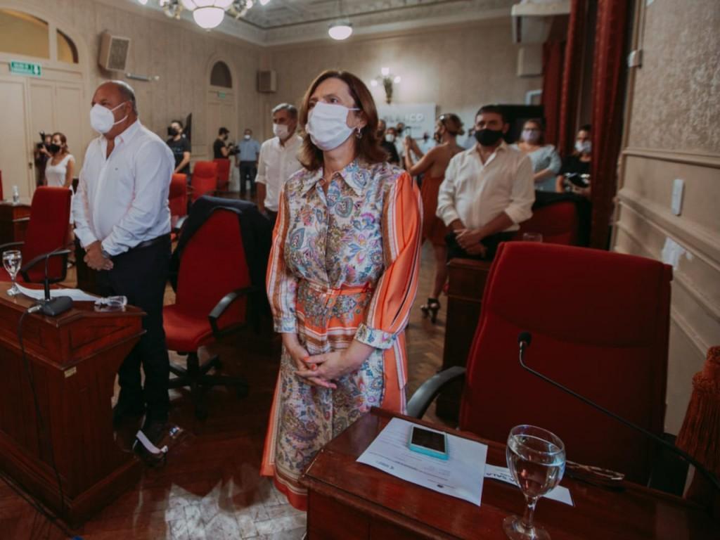 CONCEJALES CAMBIEMOS : A pesar de la pandemia, el Intendente continuó transformando la ciudad