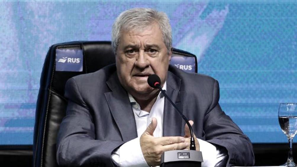 Jorge Ameal, presidente de Boca Juniors, da positivo de coronavirus