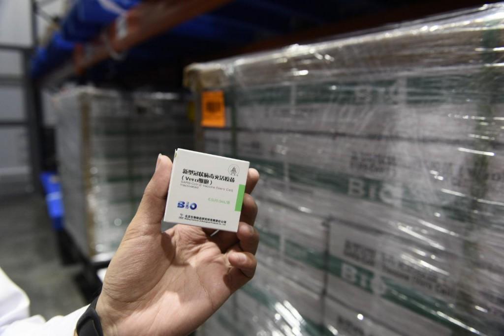 Coronavirus: El Ministerio de Salud comienza hoy la distribución de 406.800 vacunas Sinopharm a todas las jurisdicciones del país