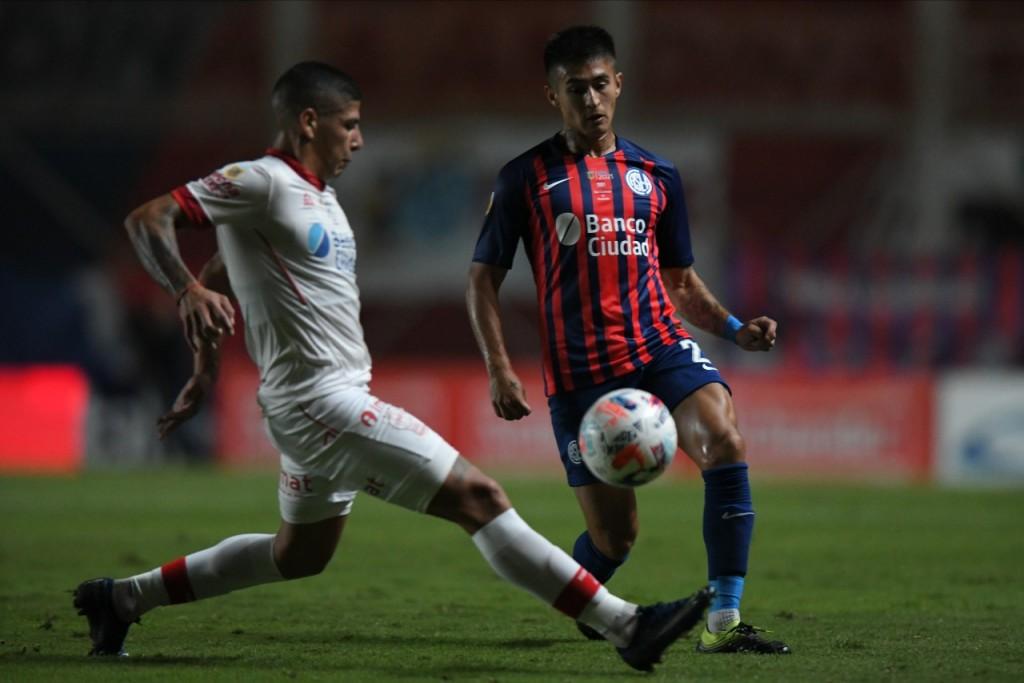 San Lorenzo de Almagro y Huracán empataron 1 a 1