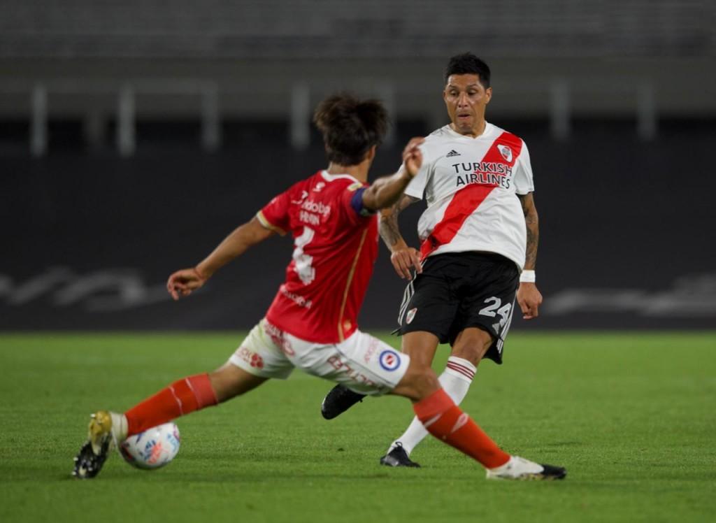 River Plate perdió con Argentinos Juniors por 1 a 0