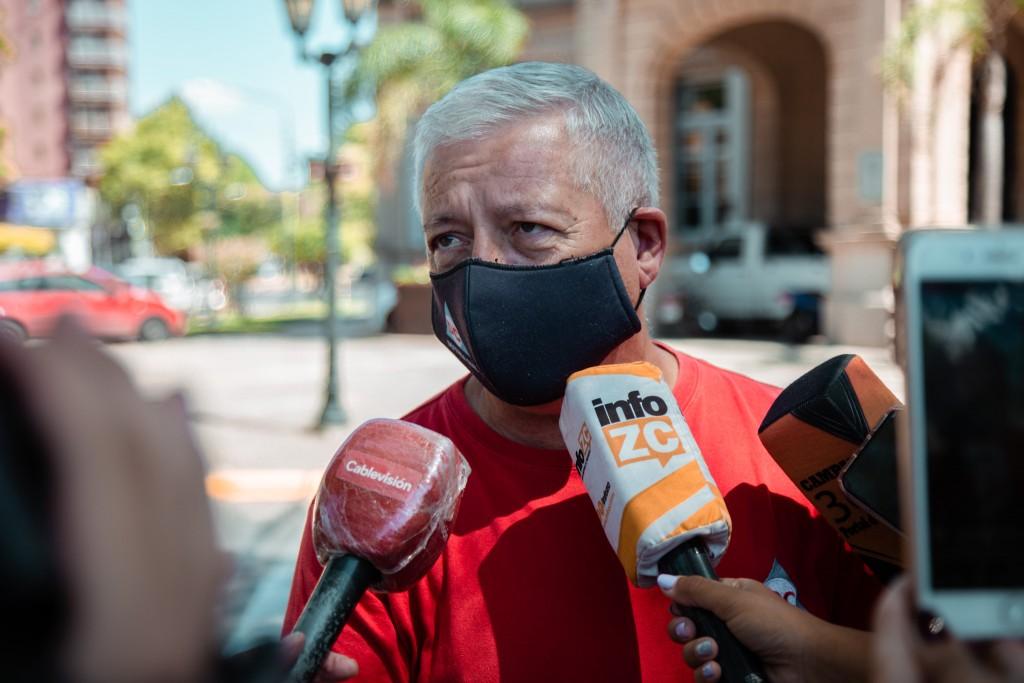 Defensa Civil explicó el origen del humo que se percibe en la ciudad