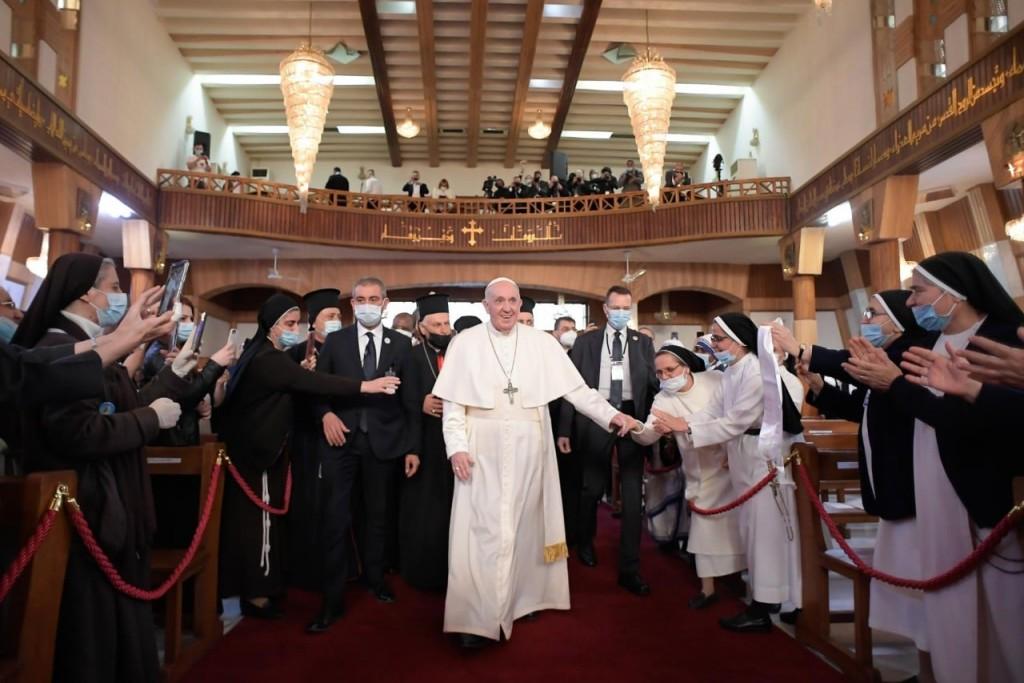 AYER SE CUMPLIO UN NUEVO ANIVERSARIO DE LA ELECCION DEL PAPA FRANCISCO