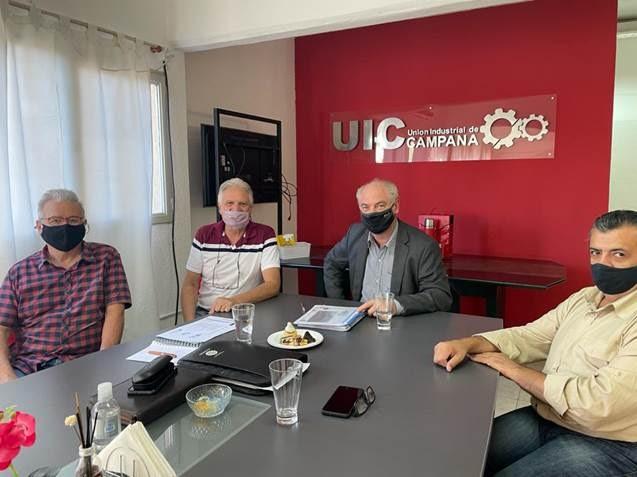 Se pone en Marcha entre el CFL N°405 y la UIC, el Acuerdo de Cooperación Mutua de Capacitación Laboral
